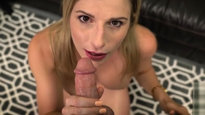 Stepmom Cory Chase swallow video in HD