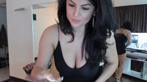 Large boobs MILF goes in for good fuck in HD