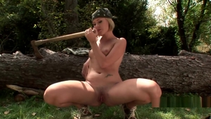 Hard pounding escorted by exotic woman female