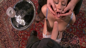 Pornstar Holly Heart gets a buzz out of ramming hard