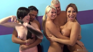 Rough hard fucking with blonde hair Ava Devine