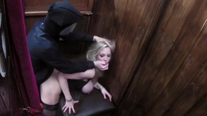 Couple Rebecca Moore gets drilled