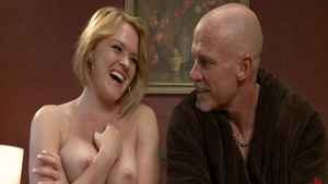 Krissy Lynn is so huge boobs blonde