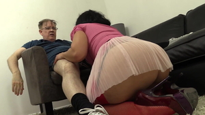 Big ass Montse Swinger