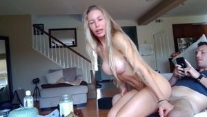 Big ass amateur POV creampied in HD