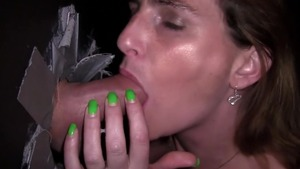 Fetish real sex with MILF