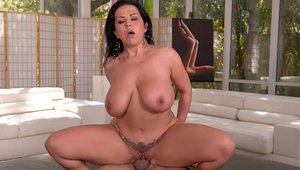 Sheridan Love is so horny stepmom