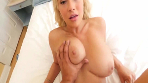 Large boobs & super sexy Kylie Page pussy eating