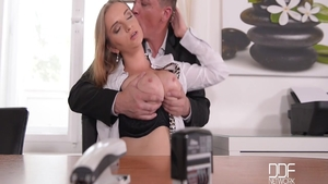 Rough pussy fucking with Steve Holmes plus hottest Suzie Moss