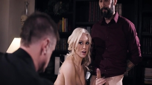 Kenzie Taylor together with Tommy Pistol rough threesome