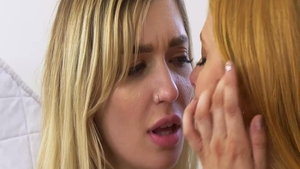 Mackenzie Moss and Penny Pax plowed hard