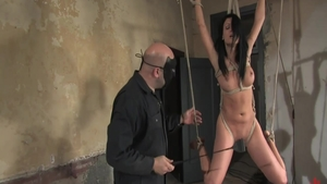 Young & very sexy Victoria Sin BDSM