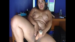 Colombian ass pounded