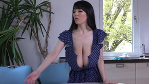 Sexy dancing video along with natural softcore Hitomi Tanaka