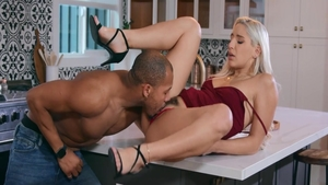 Hard ramming in the company of sexy pornstar Abella Danger