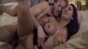 Hard real sex with super sexy Reena Sky and Ryan Mclane