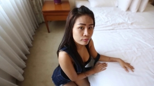 Too cute thai babe Pussy fucked