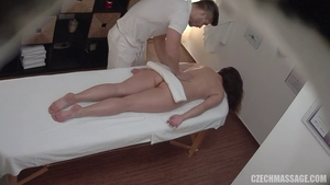 Real fucking accompanied by czech babe