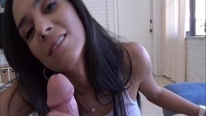 POV nailed rough along with hot MILF