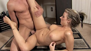 Carolyn Reese getting smashed very nicely XXX