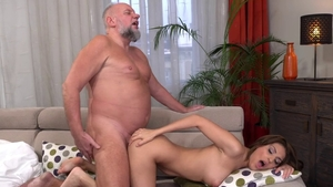 Raw real sex with dirty Sarah Cute in HD