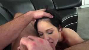 Hard sex with brunette Cadey Mercury plus Manuel Ferrara