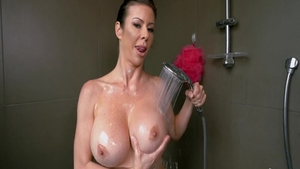 Very sexy Alexis Fawx cock sucking pussy fuck