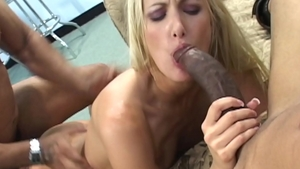 POV nailed rough among blonde haired Angel Long