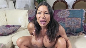 Ava Devine jumping on a dick video