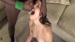 Crazy hard nailining among big boobs babe Bobbi Star