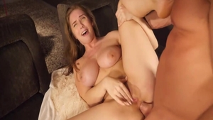 Slamming hard together with classy Lena Paul and Johnny Castle