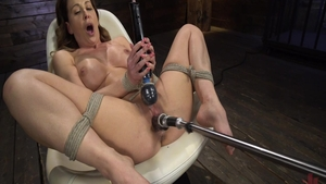 Banging hard ramming along with Cherie Deville