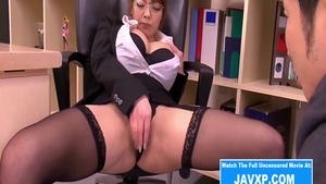 Big tits asian whore needs ramming hard in stockings