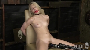 Lily Rader helps with BDSM