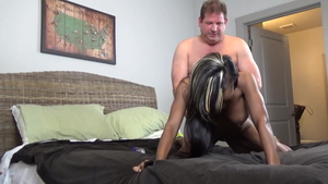 Female Carmel Starr has a soft spot for nailing HD