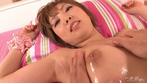 POV good fuck in the company of huge tits japanese stepmom
