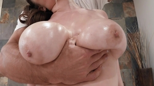 Slamming hard starring large boobs mature Alex Chance