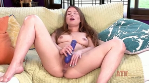 Solo hairy Taylor Sands female toys action