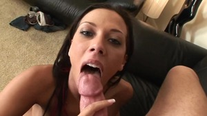 Threesome alongside bubble butt bitch Rachel Starr