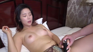 Very ugly japanese softcore finds dick to fuck