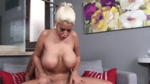 Huge boobs spanish mature rushes real sex in HD