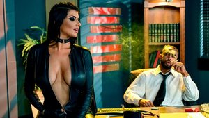 Cosplay plowing hard together with Romi Rain