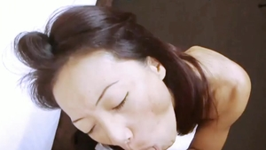 Cheating in office along with naked asian mature