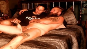 'Hard Pegging And anal Play, Prostate Massage Till that chap Cums Hard'