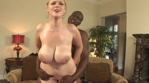 Busty Katie Kox in company with Lex Steele gets a good fucking