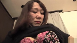 JAV very hot wearing fishnets japanese amateur blowjob