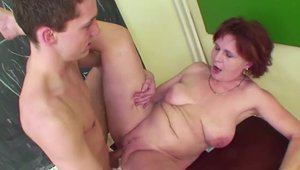 Pregnant young german 18 yr old raw after classes