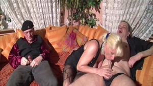Double blowjob big butt german Charlee Chase